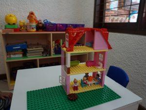 Activity Center - Lego Table