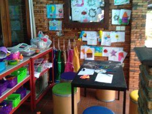Activity Center - Art and Craft Workshop